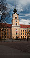 Rzeszów, zamek, 1600, 1903-1906 danz 008.jpg