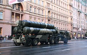 S-400 Triumf SAM - rehearsal for 2009 VD parade in Moscow -06.jpg