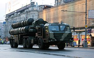 S-400 Triumf SAM - rehearsal for 2009 VD parade in Moscow -08.jpg