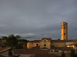 Faenza - Image: S.Maria ad Nives Faenza