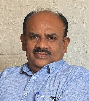 S. Ramakrishnan - Image: S.Ramakrishnan