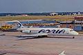 S5-ABH DC-9-32 Adria Aws FRA 11JUN96 (5595237374).jpg