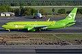 S7 Airlines, VP-BDF, Boeing 737-8Q8 (41408265454).jpg