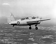 SBN-1 VT-8 in flight 1941