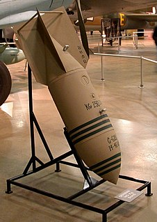 SC250 bomb A general purpose high-explosive bomb