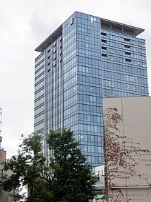 渋谷・Abema Towers