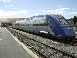 SNCF Class X 72500 - Image: SNCF Class X 72500