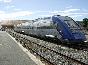 SNCF Class X 72500