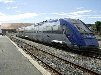 SNCF Class X 72500 - Image: SNCF Class X 72500