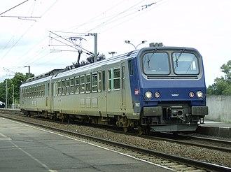 SNCF Class Z 9600 - Image: SNCF Class Z 9600