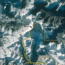 Mount Everest - Wikipedia, the free encyclopedia