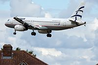 SX-DVT - A320 - Olympic Air