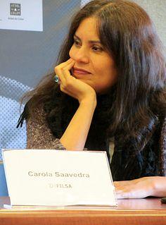 Carola Saavedra Brazilian writer