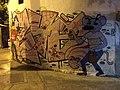 Sabana Grande Caracas Avenida Francisco Solano López. Graffitis. Sabana Grande Caracas Art Vicente Quintero fotografía mayo 2018 24.jpg