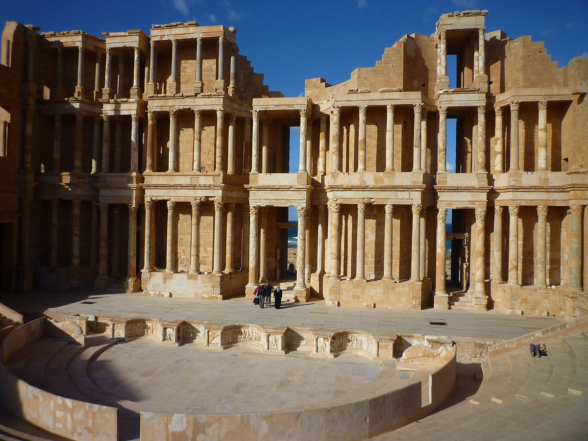 Image result for sabratha