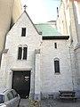 Sacristie Sud Ouest de l'église Saint Boniface d'Ixelles.jpg