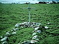 Sailor grave Innean Bay, Mull of Kintyre. - geograph.org.uk - 62041.jpg