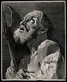 Saint Matthew. Line engraving by M. Pitteri after G.B. Piazz Wellcome V0032629.jpg