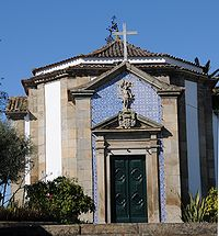 Saint Sebastian church in Braga.JPG