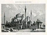 Sainte-sophie, a Constantinople.jpg