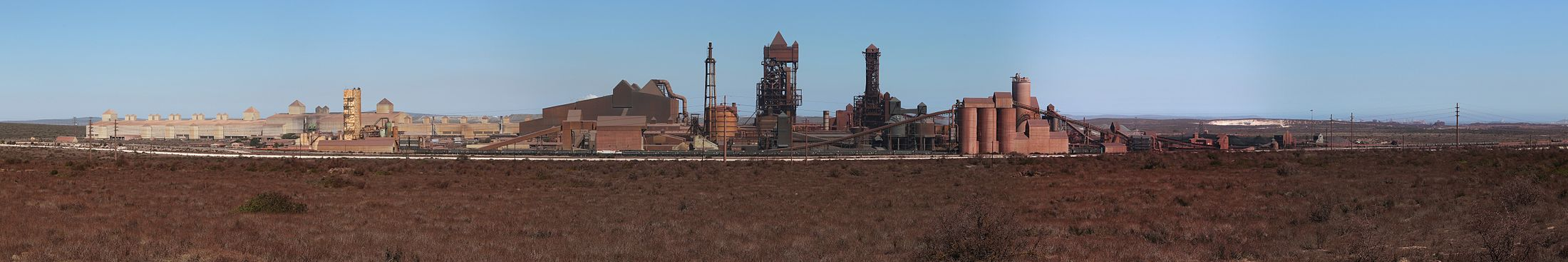 Saldanha South Africa  city photos : The story of Saldanha Works | Thinksteel ArcelorMittal South Africa ...