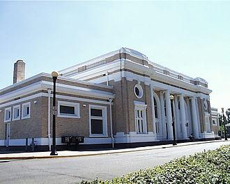 Salem station (Oregon) - Image: Salem Stn