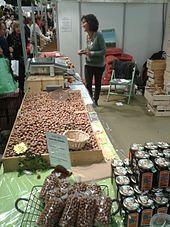 Aliment biologique wikip dia for Salon marjolaine