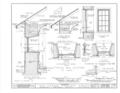 San Carlos Presidio Church, 550 Church Street, Monterey, Monterey County, CA HABS CAL,27-MONT,1- (sheet 16 of 28).png