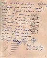 San Francisco Chronicle Dripping Pen Card November 8 1969.jpg