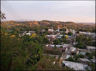 San Juan Cacahuatepec - Image: San Juan Cacahuatepec