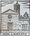 San Pancrazio by Girolamo Francino (1588).jpg