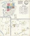 Sanborn Fire Insurance Map from Miles City, Custer County, Montana. LOC sanborn05053 004-1.jpg