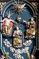 Sankt Roman Pfarrkirche - Altar Marienkrönung 2.jpg