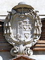 Sant'Agostino, coat of arrms detail (Rovigo).jpg