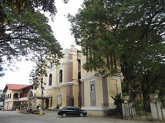 Santa Barbara, Pangasinan - Image: Santa Barbara Pangasinanchurchjfdd d