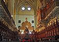 Santa María de la Asunción Chor, Arcos de la Frontera.jpg