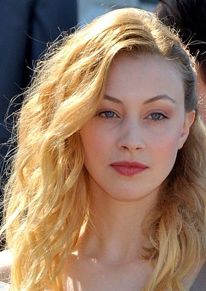 Sarah Gadon - Gadon promoting Cosmopolis at the 2012 Cannes Film Festival