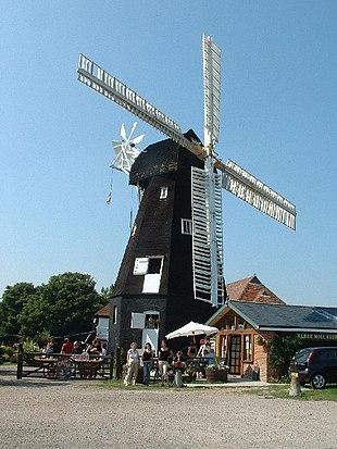 """<a href=""""http://search.lycos.com/web/?_z=0&q=%22Sarre%20Windmill%22"""">Sarre Windmill</a>"""