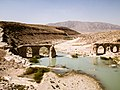 Sassanian-Era Bridge, Iran (15003734675).jpg