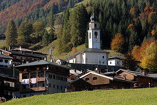 Sauris Comune in Friuli-Venezia Giulia, Italy