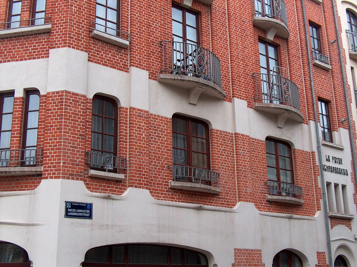 Rue de l 39 agriculture bruxelles wikip dia - Salon de l agriculture belgique ...