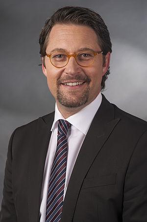 Andreas Scheuer - Andreas Scheuer (2014)