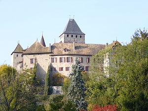 Blonay Castle - Blonay Castle