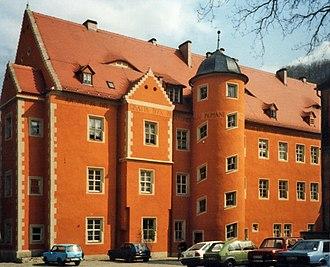 Pforta - Fürstenhaus