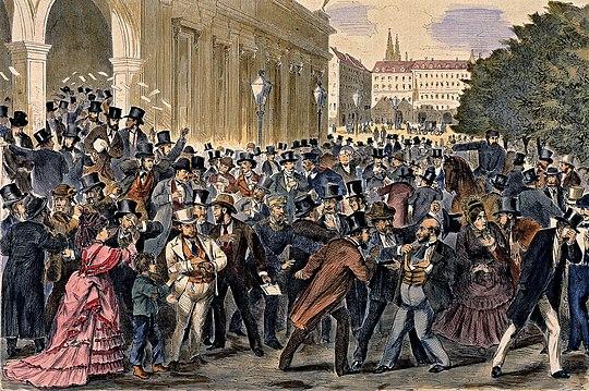 Schwarzer Freitag Wien 1873