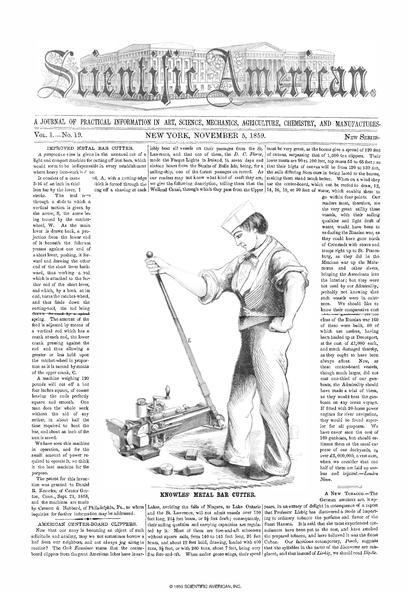 File:Scientific American - Series 2 - Volume 001 - Issue 19.pdf
