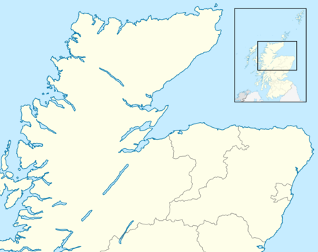 2012–13 Highland Football League is located in Scotland North