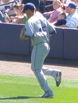 Scott Proctor - Proctor with the Los Angeles Dodgers in 2008