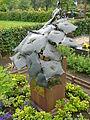 Sculpture Har Sanders Oude Pekela.JPG
