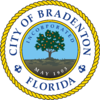 Official seal of Bradenton, Florida